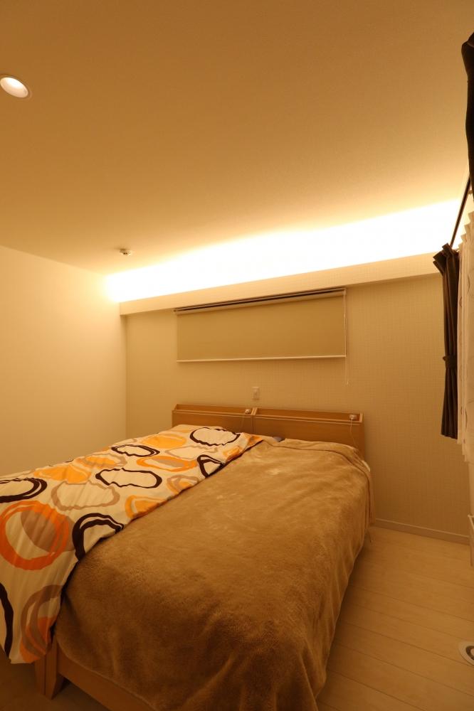 ベッドルーム - 家のいたるところにクロゼットをつけたため、ベッドルームには余計な物を置かずに済み、ゆったりとした空間で休めます。 -  -