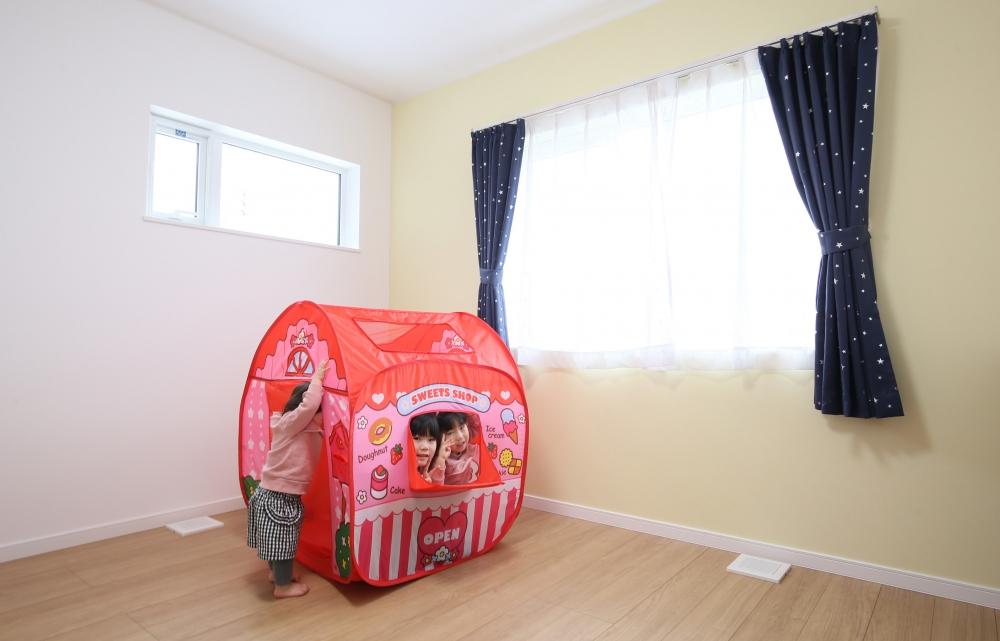 6畳の子ども部屋 -  -  -