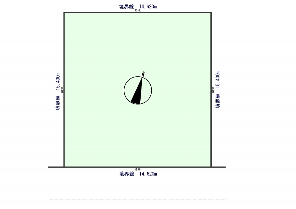【売地】王子ガーデン北光町5thパークサイド16-14 -