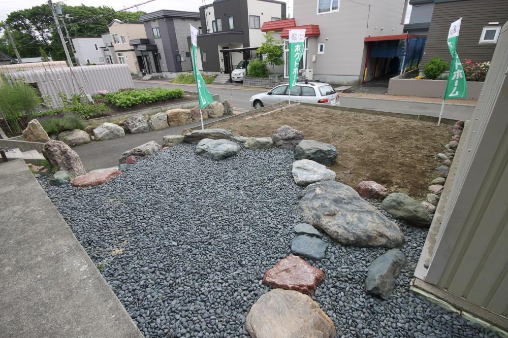 庭スペース -  -  -