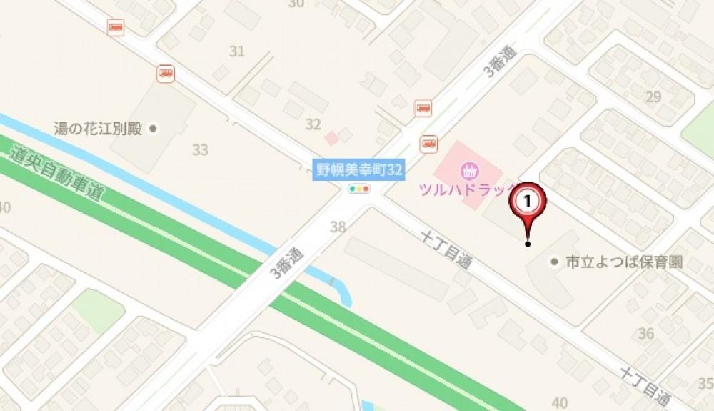 地図 -  -  -