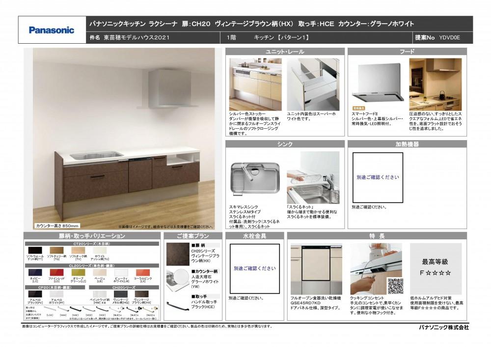 キッチン① -  -  -