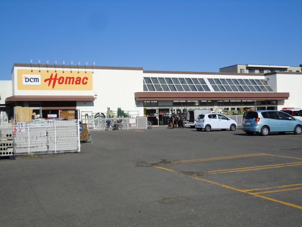 DCMホーマック新生台店(徒歩9分) -  -  -