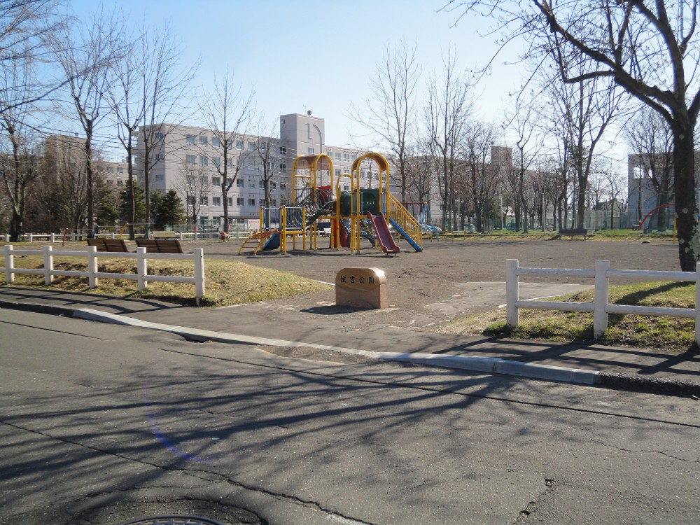 住吉公園 -  -  -