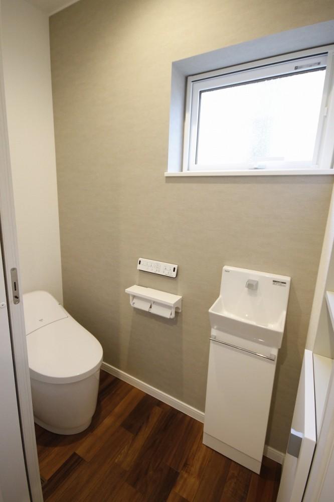 トイレ(1階) -  -  -