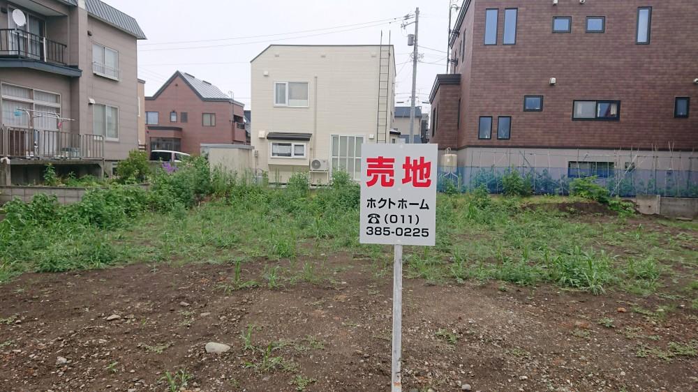 ★【分譲中】新琴似9条14丁目(B)! -